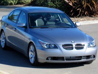 BMW E60 2006