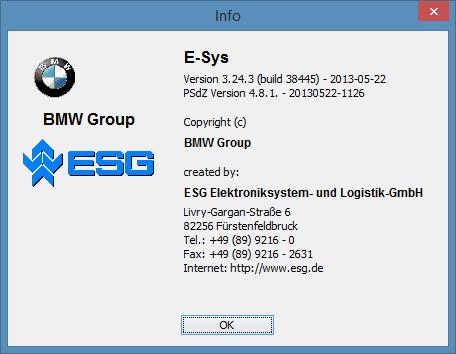 E-Sys 3.24.3