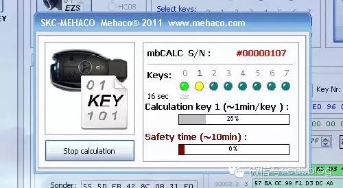 How to add & program IR Key for BENZ-4