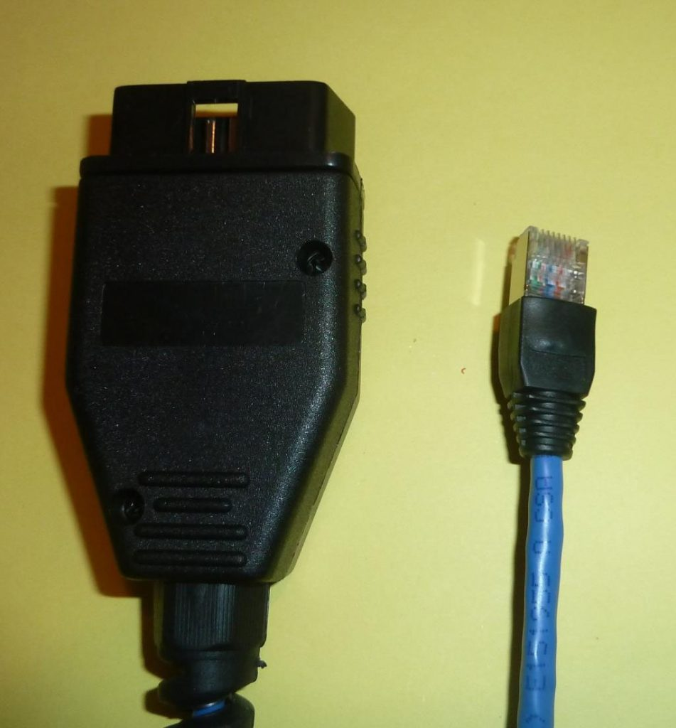 How to build a BMW Ethernet to OBD2 ENET Cable Step by Step-14