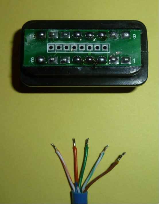 How to build a BMW Ethernet to OBD2 ENET Cable Step by Step-6