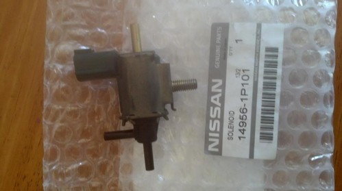 How to solve Nissan Infiniti Swirl Control Solenoid Value Problem-2