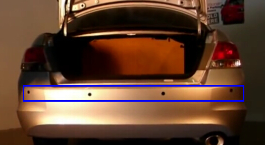 how to install reverse parking sensors-1