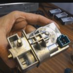 how to repair Mercedes ESL Mortor trouble-1