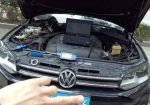 VW Touareg 2013 5th IMMO All Key Lost by OBD2-1