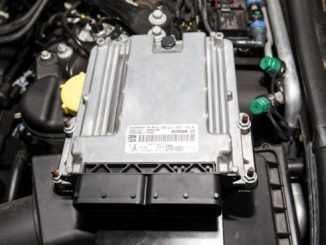 How to Remove ECU for Range Rover Sport-8