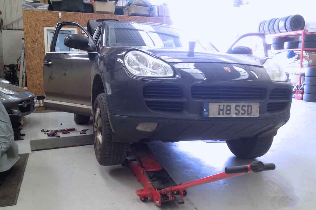 Porsche-Cayenne-Kessy-can-not-work