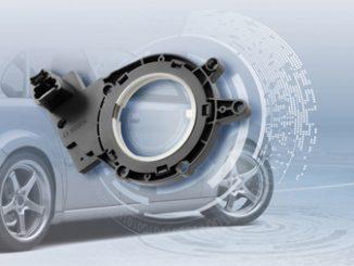 Steering-Angle-Sensor