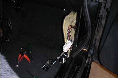 BMW E39 LCM Repair Gudie-1