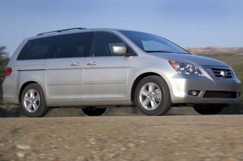 Honda Odyssey water bump ProblemOverheating and acceleration slowly