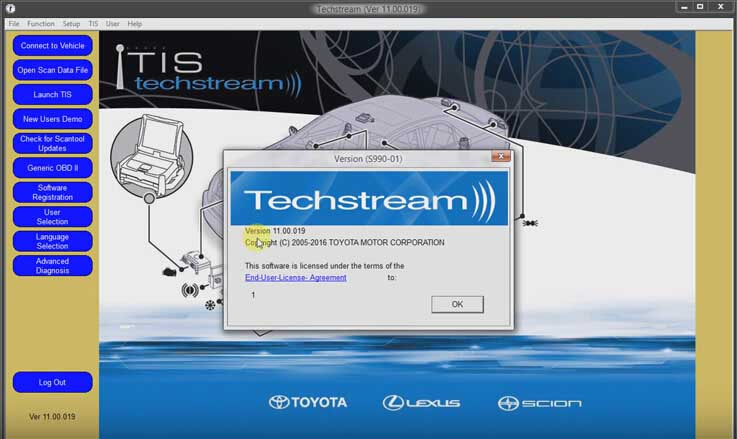 How to Reset Toyota Password Immo code with Techstream-(1)