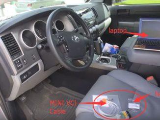 TIS-TechStream-program-new-key-Toyota-Tundra-1