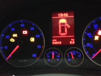 VW Golf MK5 Odometer Adjustment Guide with Digiprog 3-2
