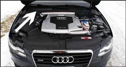 audi a5 ecu location-1