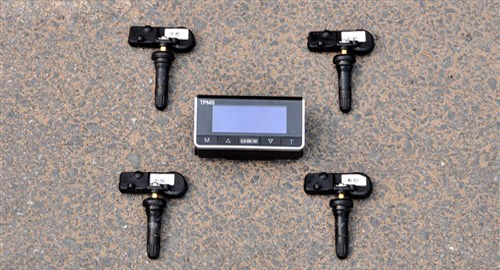 1)TMPS (Tire Pressure Monitoring System) Brief-1