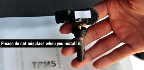 1)TMPS (Tire Pressure Monitoring System) Brief-2