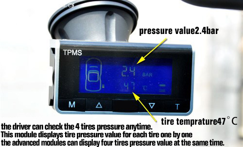 1)TMPS (Tire Pressure Monitoring System) Brief-4