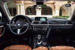 BMW 320Li Central ScreeniDrive Screen Black Trouble (Solved)
