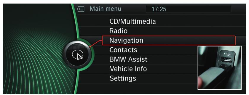 BMW Digital Road Map NextPremiumMotionMoveRoute Update Gudie (4)