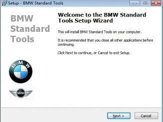 BMW Standard Tools 2.12 Free Download