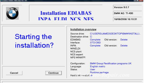 ediabas inpa software