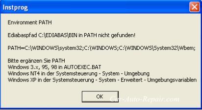 How To Install BMW Ediabas INPA On Win XP Vista (12)