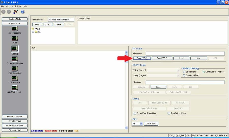 How To Use BMW E-sys Coding Software (14)