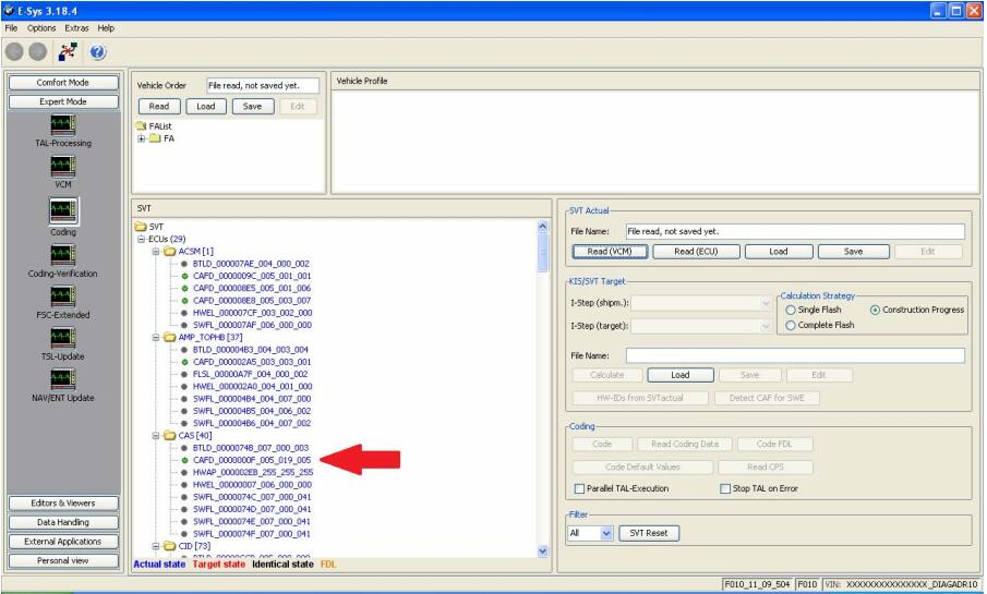 How To Use BMW E-sys Coding Software (15)