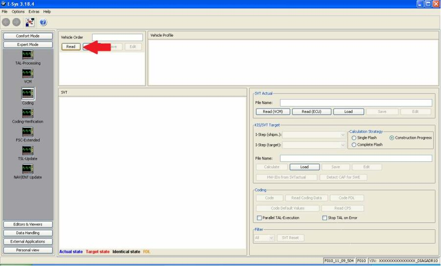 How To Use BMW E-sys Coding Software (3)