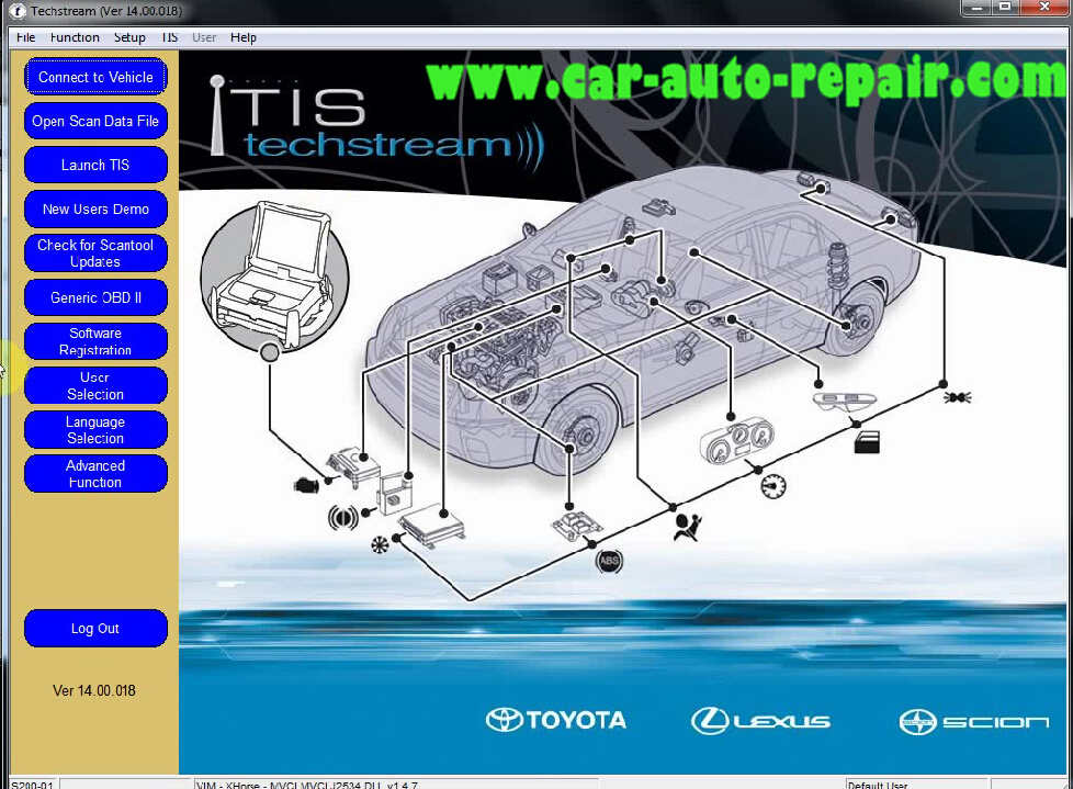 download techstream 2.0