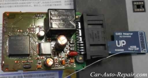 How To Program BMW X5 All Key Lost-2