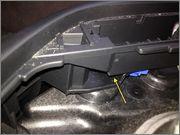 BMW F30 Front Park Distance Control (PDC) Retrofit (8)
