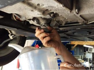 BMW X1 Diffs And Transfer Case Fluid Oil Change (7)