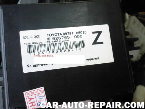How To Program Smart Key For Toyota Camry 09 All Key Lost (5)