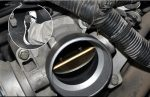 How To Remove & Install Auto Throttle Body (8)
