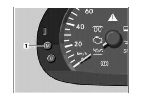 Mercedes Benz Sprinter Oil Service Indicator Reset