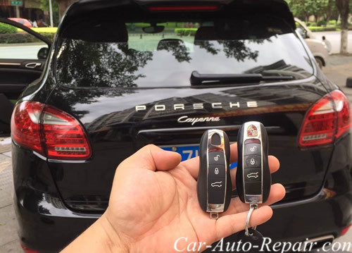 "New Porsche model such as:Panamera,Cayenne,both of them equipped with a cool appearance key like a sports car.And many auto locksmith know the method of programming key for them.But some of them find can not start engine by original key after programming key.So in this article i will share the solution of New Porsche Dead Can Not Start After Key Program.  What happen?Maybe you believe you skill of welding,and didn't make mistake on the PCB.But after you installing the BCM back on vehicle,you sound ""da da"" from relay.When you suffer this problem,don't know how to solve and go to ask dealer for help,it will cost you a lot of money. 1 This problem most likely caused by below reasons:  1 Bad welding of crystal oscillator When you programming key,it need to read out he CPU data,remove crystal oscillator,and after complete,you need to weld this crystal oscillator back on PCB.At this time,you maybe consider how to make crystal oscillator firm on the PCB,so you will put a lot soldering tin on it. 2 Pay attention: The circuit aligment,length,layout of crystal oscillator in the high-frequency circuit must conform to standards requirement.Otherwise it will affect crystal oscillator working.Crystal oscillator just like the heart of CPU,when the heart rate abnormalities,the CPU will work incorrectly.  Soulution: Remove the BCM,and weld the crystal oscillator beside the CPU again.And keep right quantity of soldering tin on the crystal oscillator. 3 Note:It is recommend to take photos of PCB,in case you can check it.  2 Wrong jump wire  When reading the data from CPU,one of the copper foil need to be cut,and after completing data reading,you need to fix it. 4 The right method:Put a piece of thin wire on the gap you cut before,and weld it firmly show as below pictures. 5 6 7 The wrong method show as below will disturb circuit work correctly. 8"