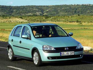 Opel Corsa C ECU