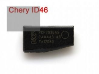 transponder key chip