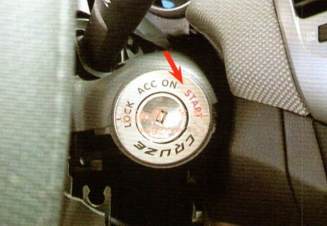 Chevrolet Cruze Can Not Start & Security Light on:B3055 B2955-1