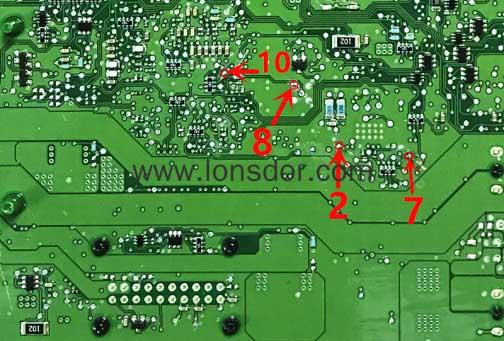 How to Program Smart Key for Volvo S60 Full Keyless-10
