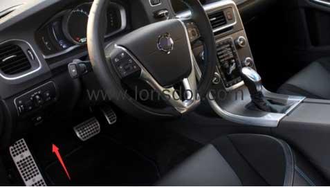 How to Program Smart Key for Volvo S60 Full Keyless-18