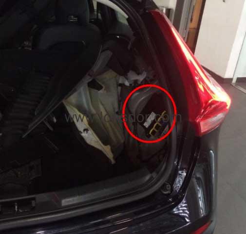 How to Program Smart Key for Volvo S60 Full Keyless-21