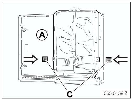 BMW 7 Series(E65 & E66) Ski Bag Retrofit Guide (5)