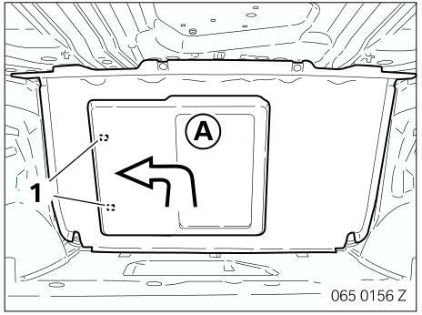 BMW 7 Series(E65 & E66) Ski Bag Retrofit Guide (6)