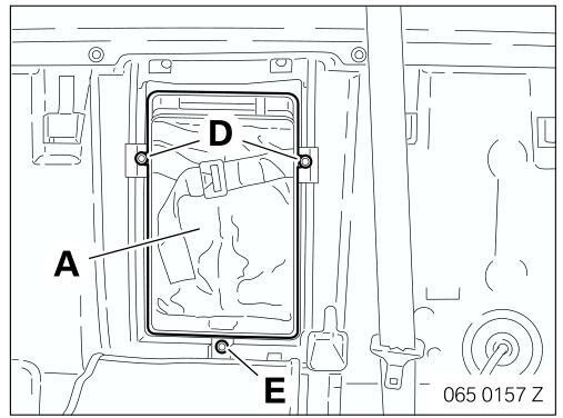 BMW 7 Series(E65 & E66) Ski Bag Retrofit Guide (7)