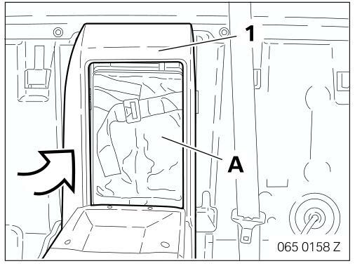 BMW 7 Series(E65 & E66) Ski Bag Retrofit Guide (8)