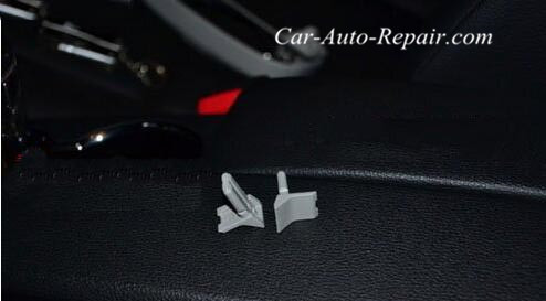 DIYBenz GLK Sun Glasses Holder Retrofit Install (3)