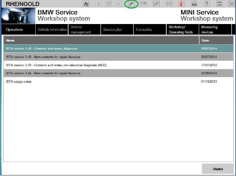 How to Configure BMW Rheingold ISTA With BMW ICOM (4)