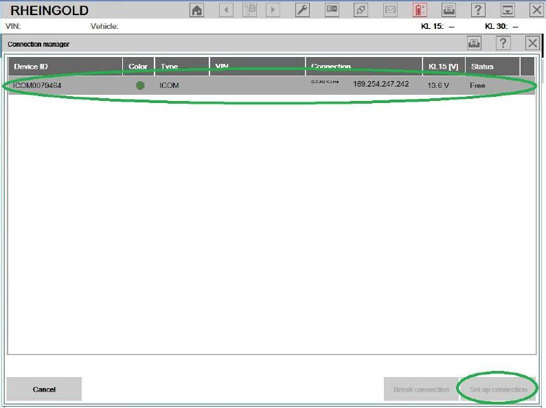 How to Configure BMW Rheingold ISTA With BMW ICOM (8)